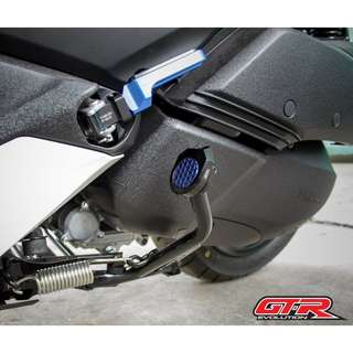 GTR Revolution Singapore Yamaha NMAX 155 XMAX 300 Pillion Foot Pegs Ready Stock !!!!!