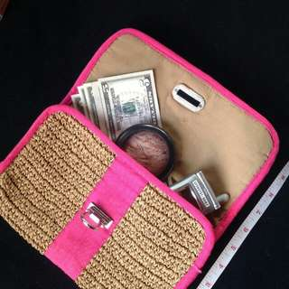 US BOUGHT & USED POUCH / CLUTCH $75USD