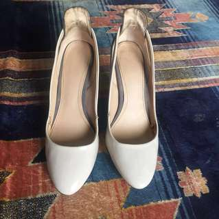 Zara traffaluc heels