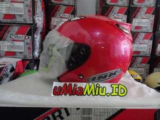 Helm Best1 Model INK Centro KW Supeer Pink Magenta