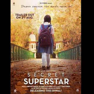 [Rent-A-Movie] SECRET SUPERSTAR (2017) [BOLLYWOOD]