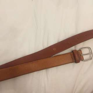 Real Leather Zara Belt