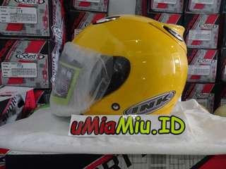 Helm Best1 Model INK Centro KW Supeer Kuning Golkae