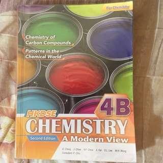 HKDSE Chemistry A Modern View 4B