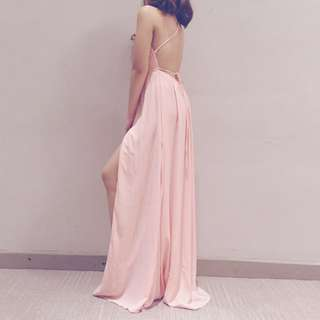 Stylestaple long gown (for rent only)