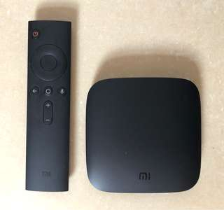小米盒,Android 國際版