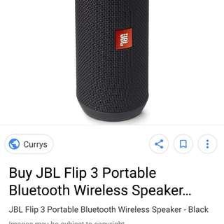 JBL flip 3