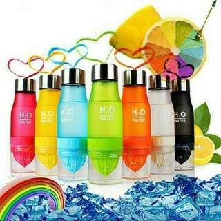 H2O Bottle Import