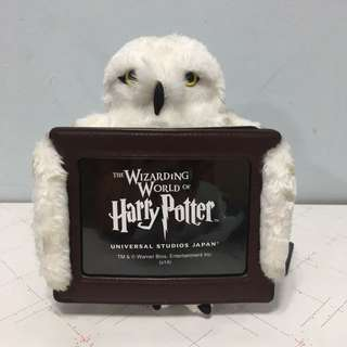 "Harry potter owl ""Hedwig"" 4R photo frame"