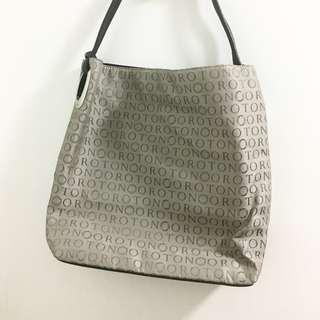 Oroton Stencil Large Hobo Bag
