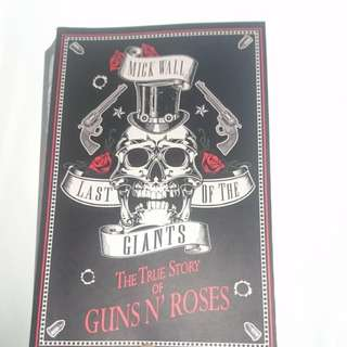 """LAST OF THE GIANTS"" The True Story of Guns & Roses"" #Slash #Axlrose #Duff #Rock&Roll #GnR"