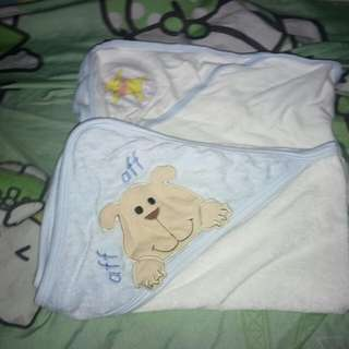 2pcs pranela (cover up for baby)