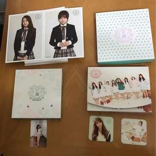 Lovelyz albums