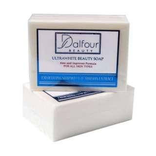 Dalfour whitening soap