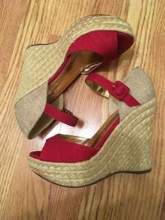 NEW Women's Wedge Sandals