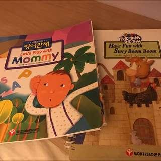 Montessori Korea Book Set