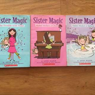 Sister Magic Book Bundle