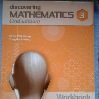 Mathematics 3 Workbook