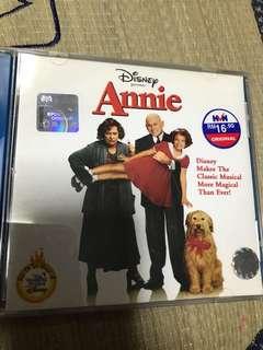 VCD Disney Annie