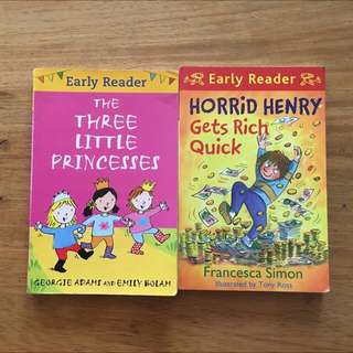 Early Reader Book Bundle
