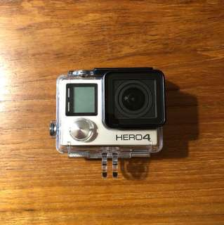 [SALE]GoPro Hero 4 4K with LED screen