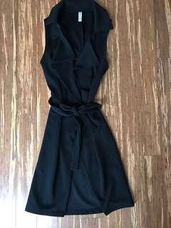 Black Vest Topper by Seven Sisters