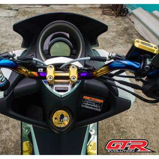 GTR Revolution Singapore Yamaha NMAX 155 Key Starter Cap Ready Stock !!!!!