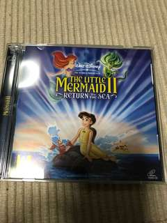 VCD Disney's The Little Mermaid II