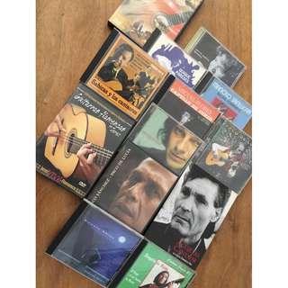 Rare Flamenco CDs & DVDs