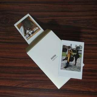 Polaroid printing services