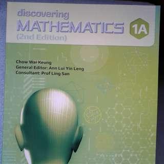 Mathematics 1A
