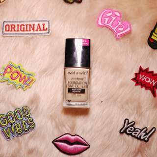 Wet N Wild Photo Focus Foundation in Nude Ivory