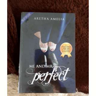 Novel Me and Mr. Perfect (Original) (free ongkir)