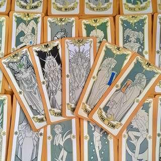 Clow Cards Complete Set