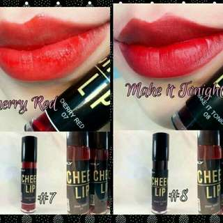 Tony moly cheek liptint