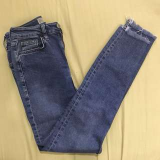 REPRICED‼️Topshop jeans - Binx