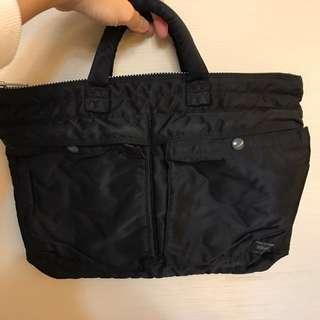 100%real Porter handbag ~ made in Japan @A4 size