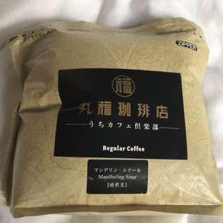 (丸福珈琲店)咖啡豆 180g