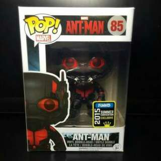 Antman Funko 2015 Summer Convention Exclusive Pop