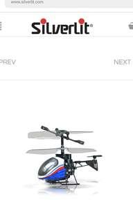 Helicopter - Nano Falcon Silverlit