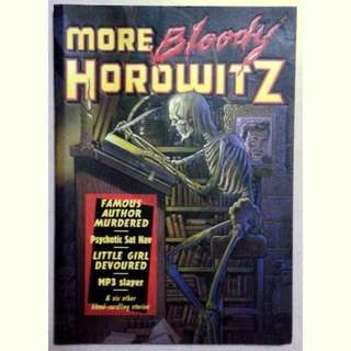 1st edition More Bloody Horowitz