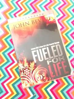 Charity Sale! Fueled for Life by John Bevere DVD and Digital Audio CD