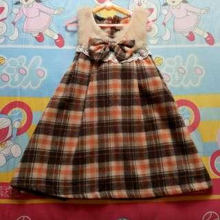 (PRELOVED) Dress Anak Import