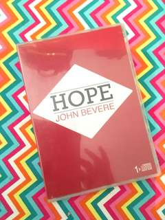 Charity Sale! Hope by John Bevere Audio Digital CD