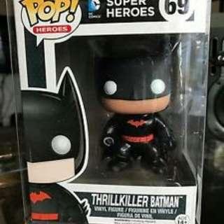 Thrillkiller Batman Funko Pop DC Super Heroes