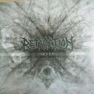 Music CD (Metal): Retaliation –Seven - Unique Leaders Records, Death Metal