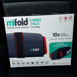 Mifold and bag combo