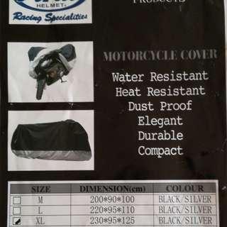 NEW ARAI BIKE MOTORCYCLE COVER