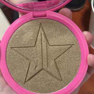 JEFFREE STAR SKIN FROST SO EFFING GOLD