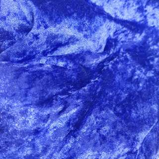 Crushed Velour Fabric 2.5m